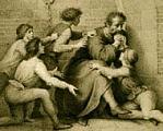 Scaramuzza, 'Ugolino', 1859